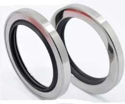 Stainless oil seal